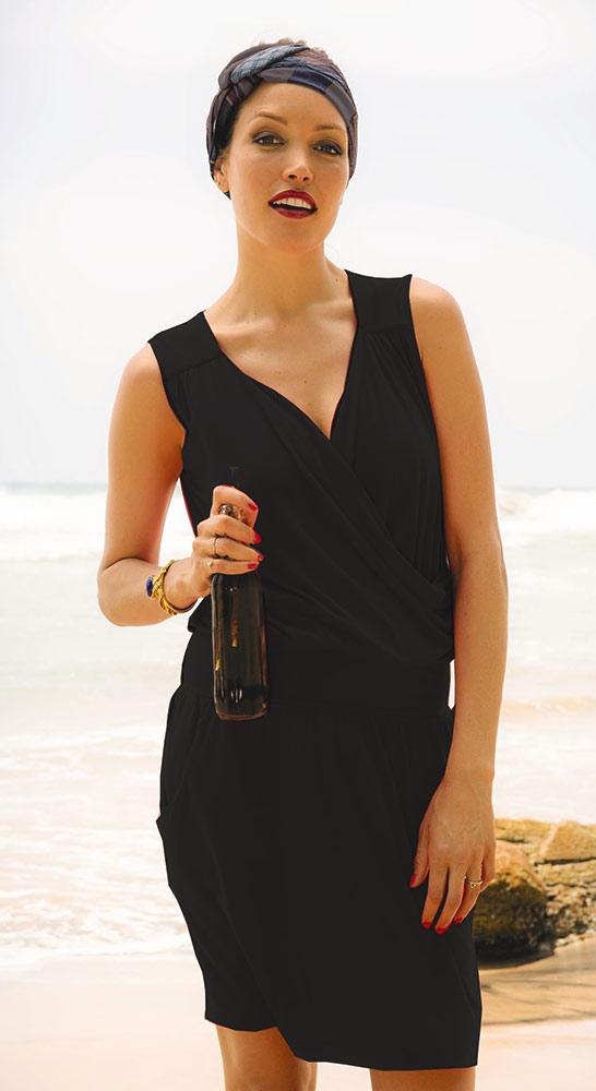 strandjurkje zwart